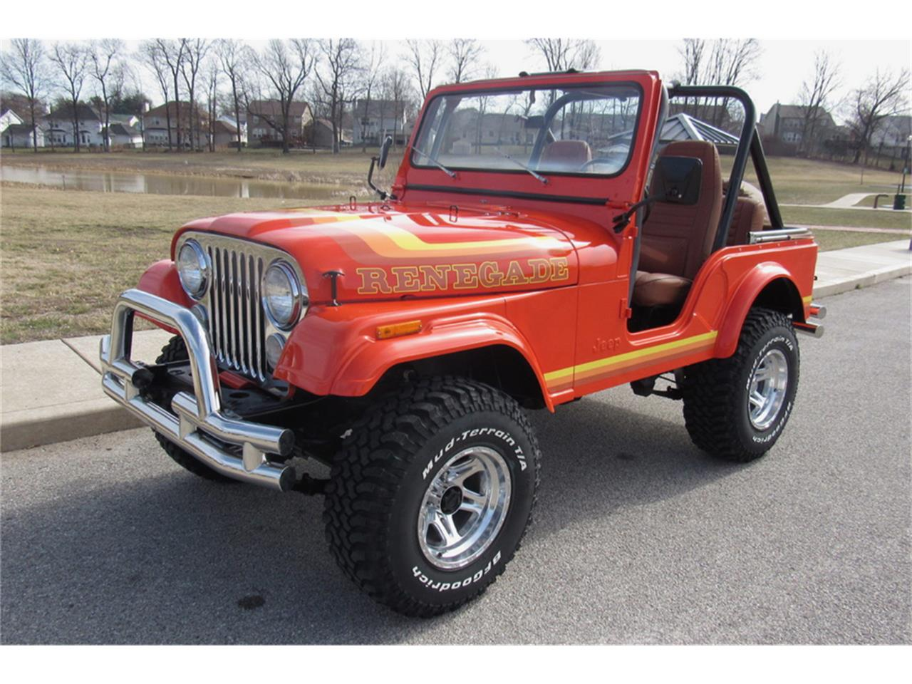 hight resolution of large picture of 81 cj5 n03w