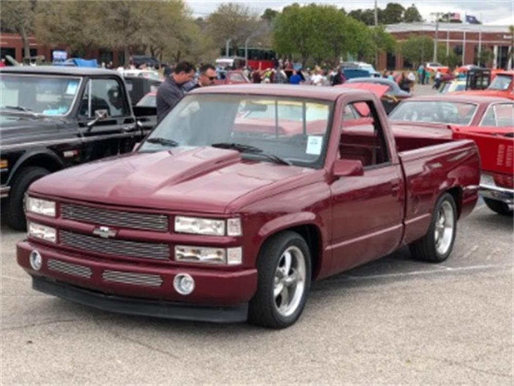medium resolution of large picture of 89 silverado n530