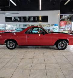 large picture of 78 el camino n6fw [ 1280 x 960 Pixel ]