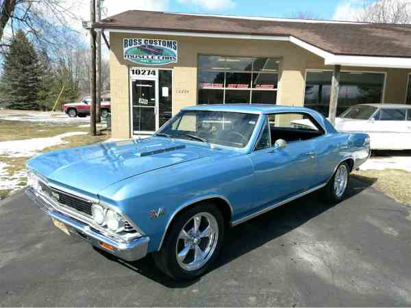 1966 Chevelle Ss For Sale Craigslist - Year of Clean Water