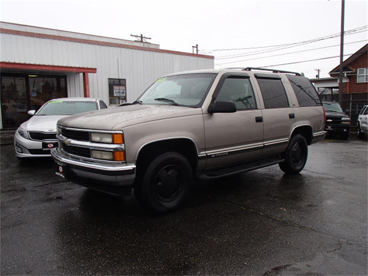 hight resolution of large picture of 1999 chevrolet tahoe offered by sabeti motors n7ie