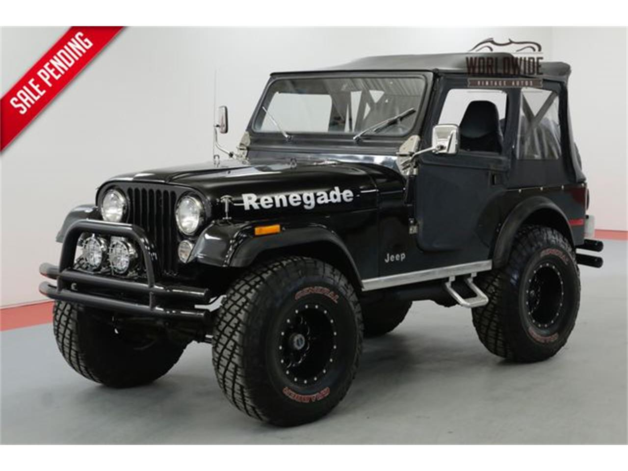 hight resolution of large picture of 77 cj5 nagf