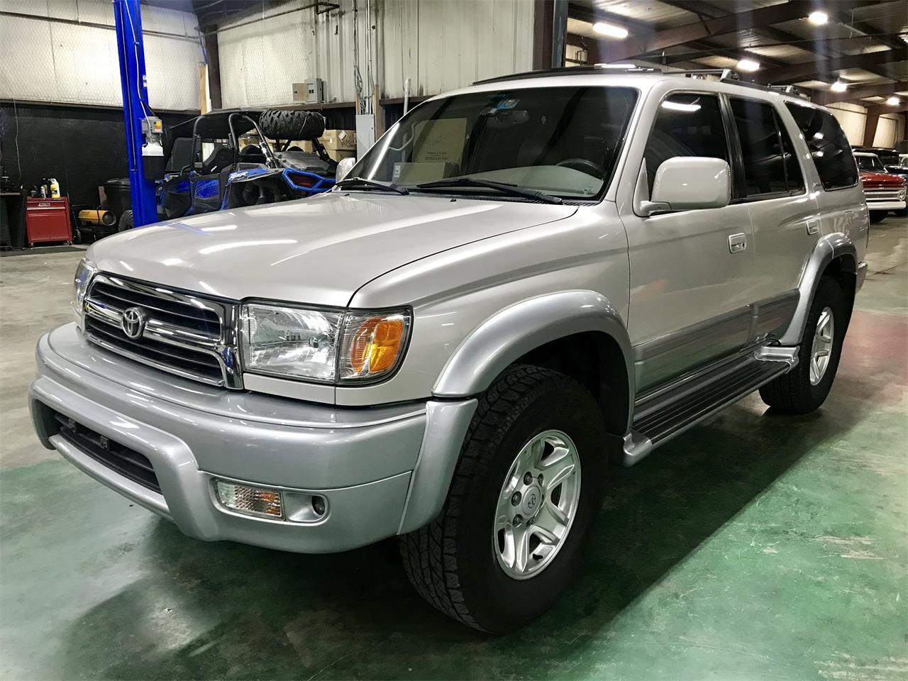 1999 Toyotum 4runner Limited - 1999 toyota 4runner for sale
