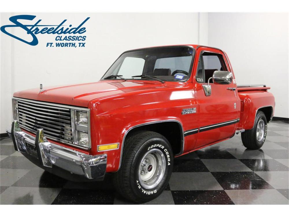 medium resolution of large picture of 87 gmc sierra located in texas 17 995 00 nc49