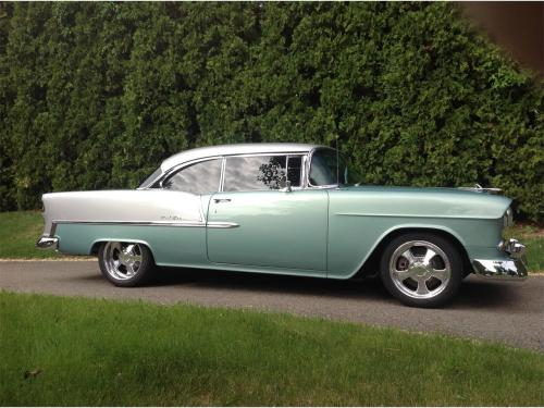 small resolution of large picture of 55 bel air nctw