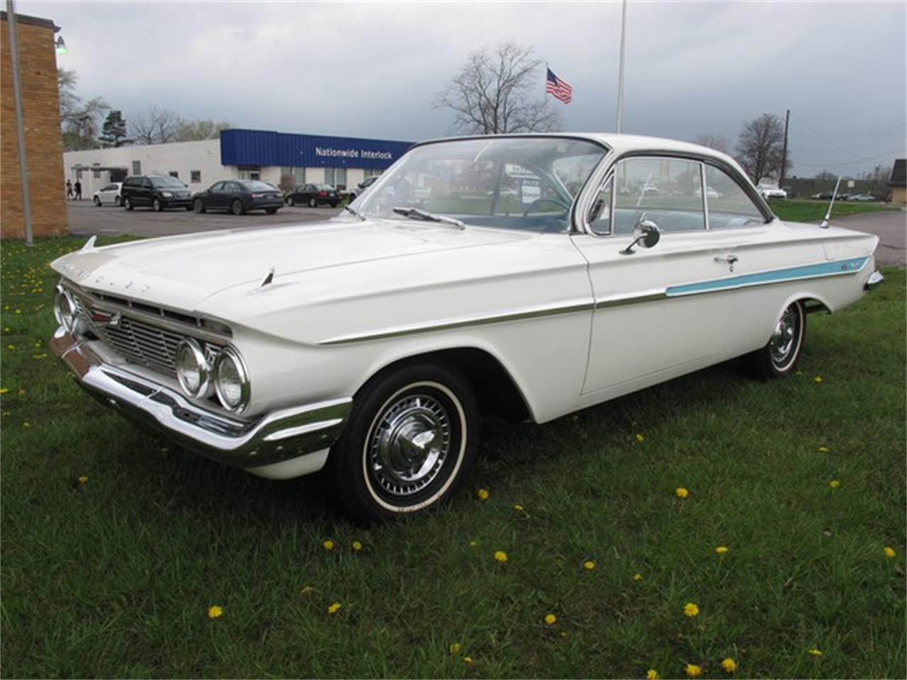 hight resolution of large picture of 61 impala ne6m