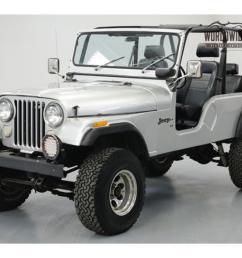 1972 jeep cj6 for sale classiccars com cc 1092903 jeep tj large picture of u002772 [ 1280 x 960 Pixel ]