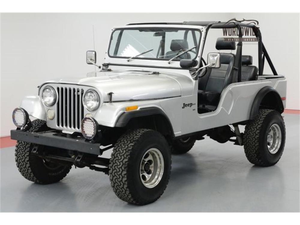 medium resolution of 1972 jeep cj6 for sale classiccars com cc 1092903 jeep tj large picture of u002772