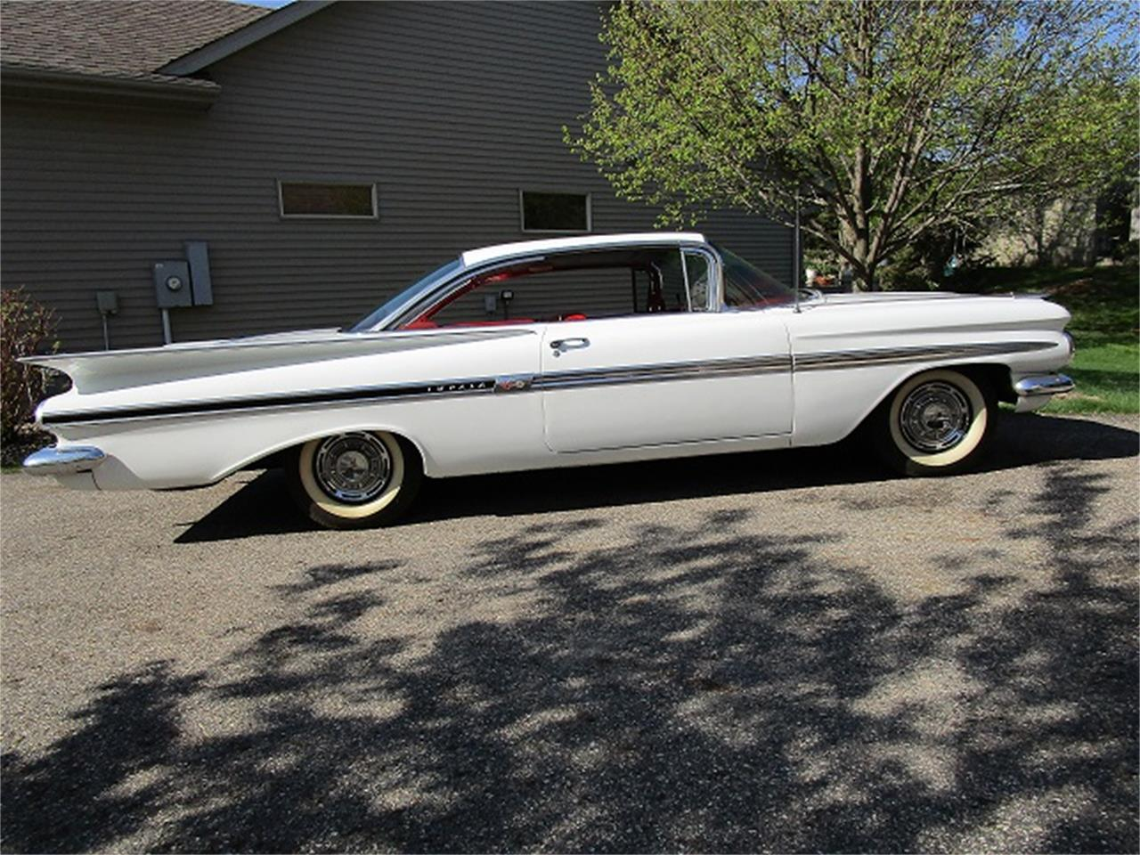 hight resolution of large picture of 59 impala nfci