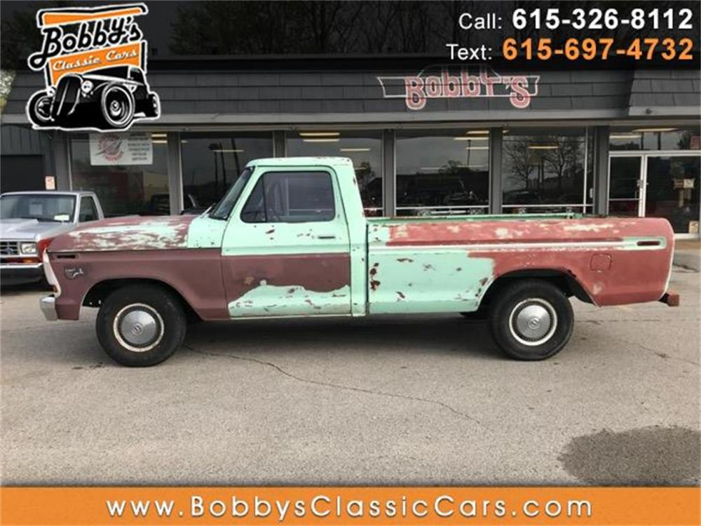 medium resolution of large picture of 78 ford f100 located in tennessee nfpf