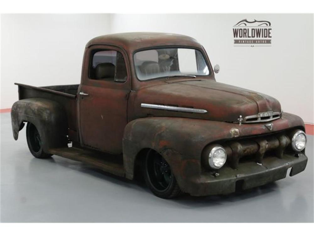 medium resolution of large picture of 53 ford pickup located in colorado ngwm