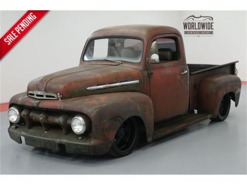 small resolution of large picture of classic 53 ford pickup located in denver colorado offered by worldwide vintage