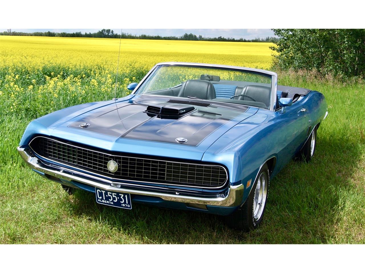 1970 Ford Torino for Sale ClassicCarscom CC1101958