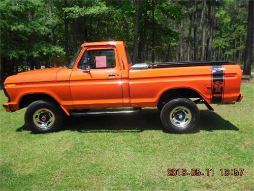 small resolution of large picture of 75 f100 located in greensboro north carolina nmau