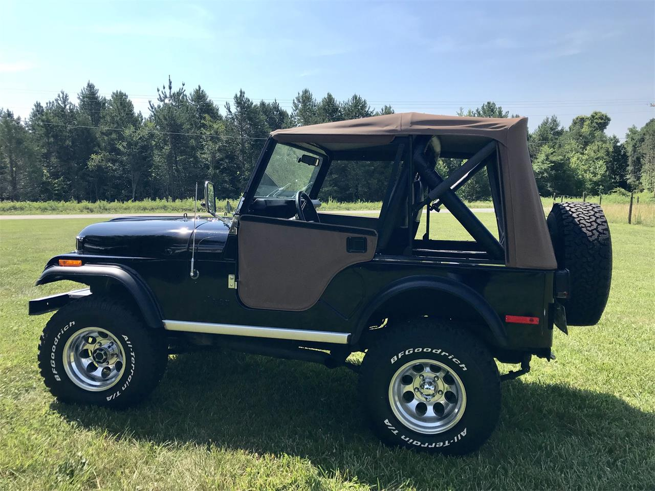 hight resolution of large picture of 80 cj5 nnie
