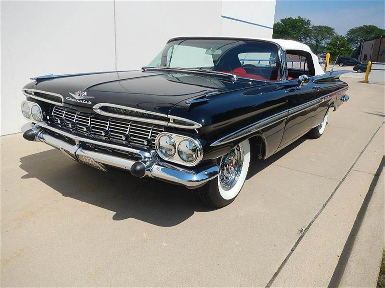 hight resolution of large picture of 59 impala nool