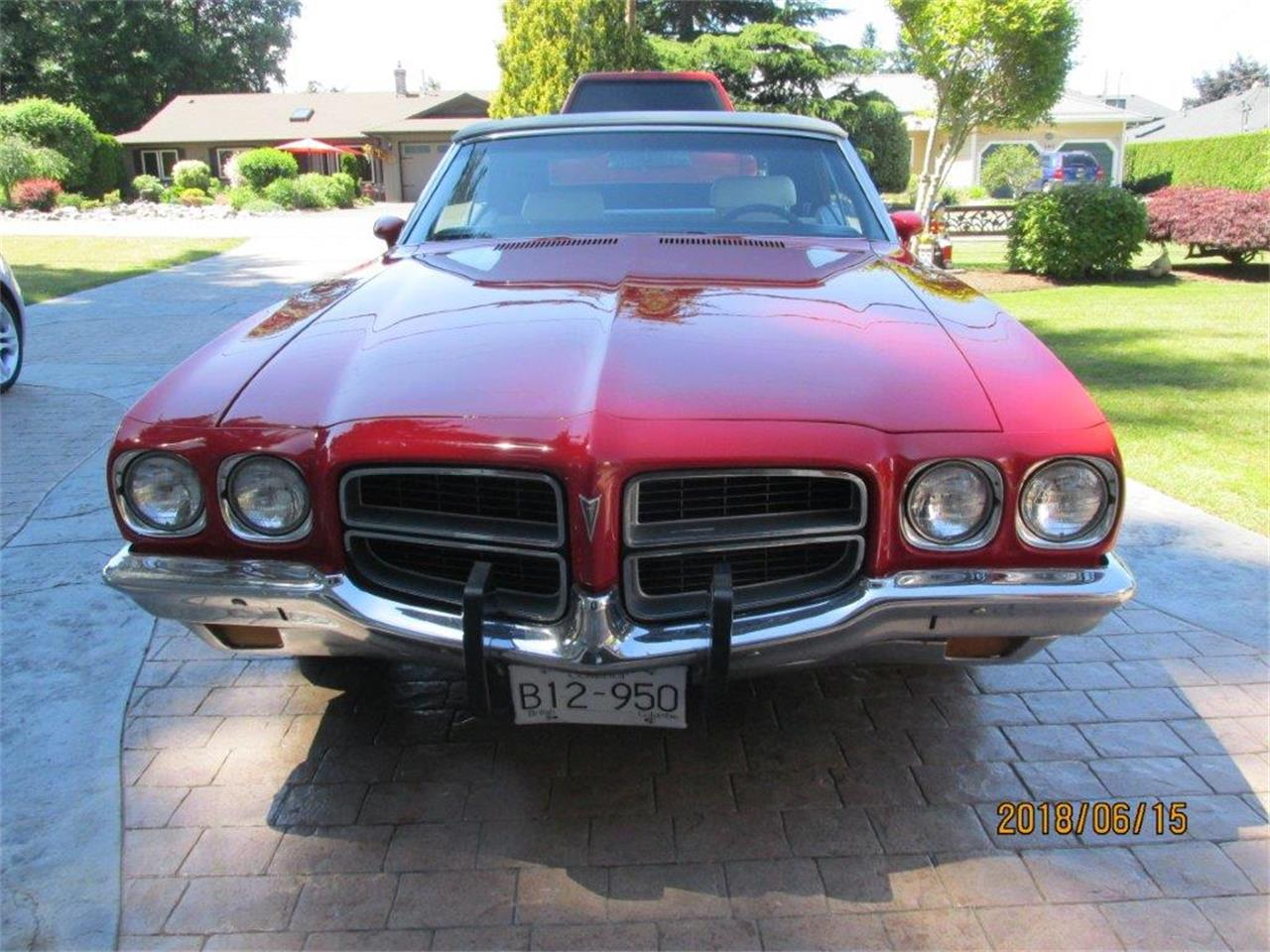 hight resolution of large picture of classic 1972 pontiac lemans located in parksville british columbia 28 000 00 offered by