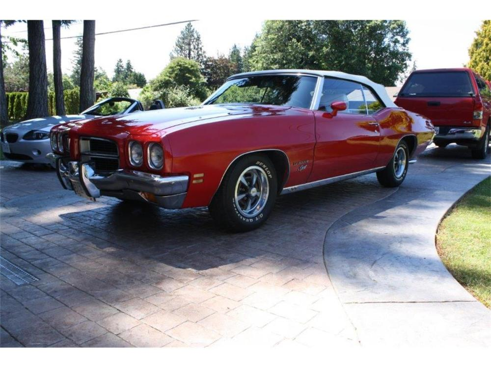 medium resolution of large picture of classic 1972 pontiac lemans 28 000 00 noy9