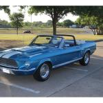 Mu 1967 Ford Mustang Shelby Gt500 For Sale