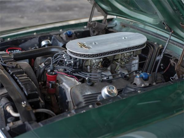 1968 Ford Mustang Gt 427 Sohc Convertible