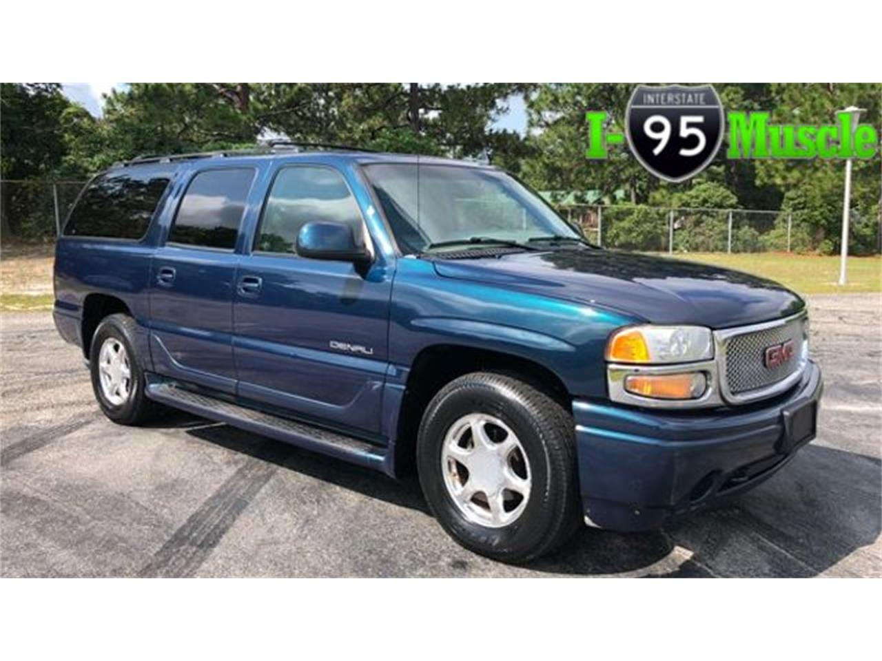 hight resolution of large picture of 2006 yukon located in hope mills north carolina nv57
