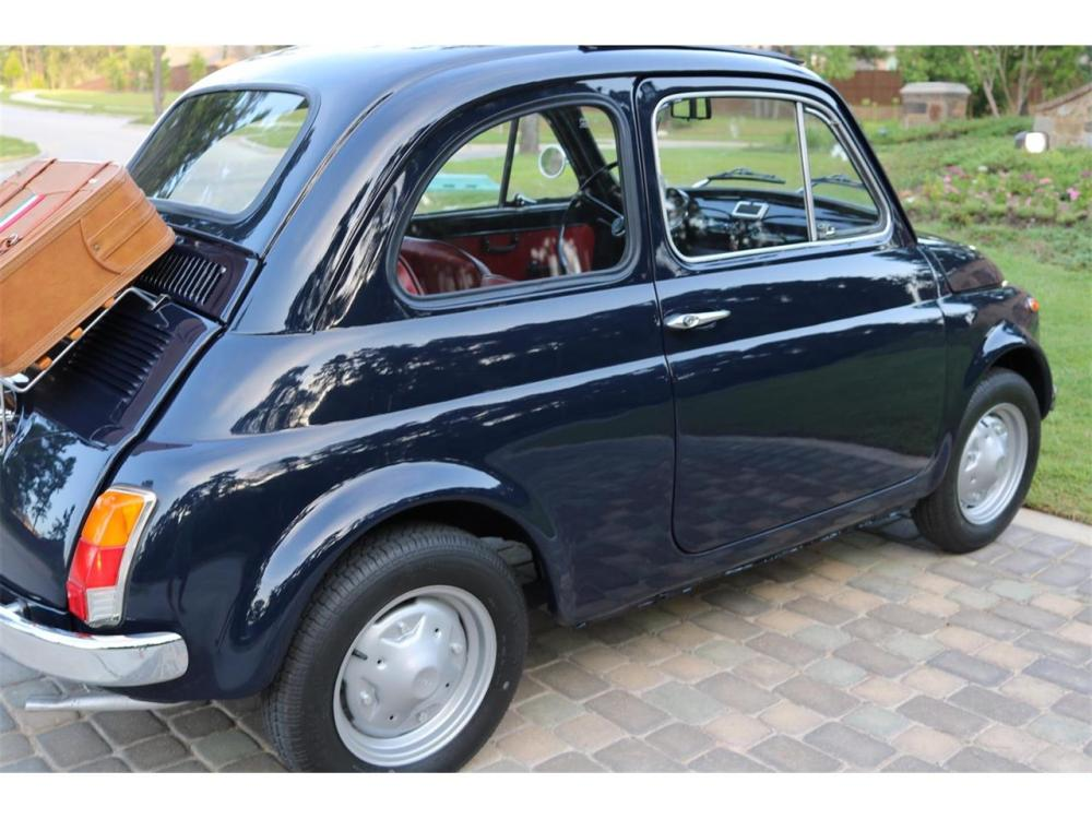 medium resolution of large picture of 72 fiat 500l located in texas offered by texas trucks and classics