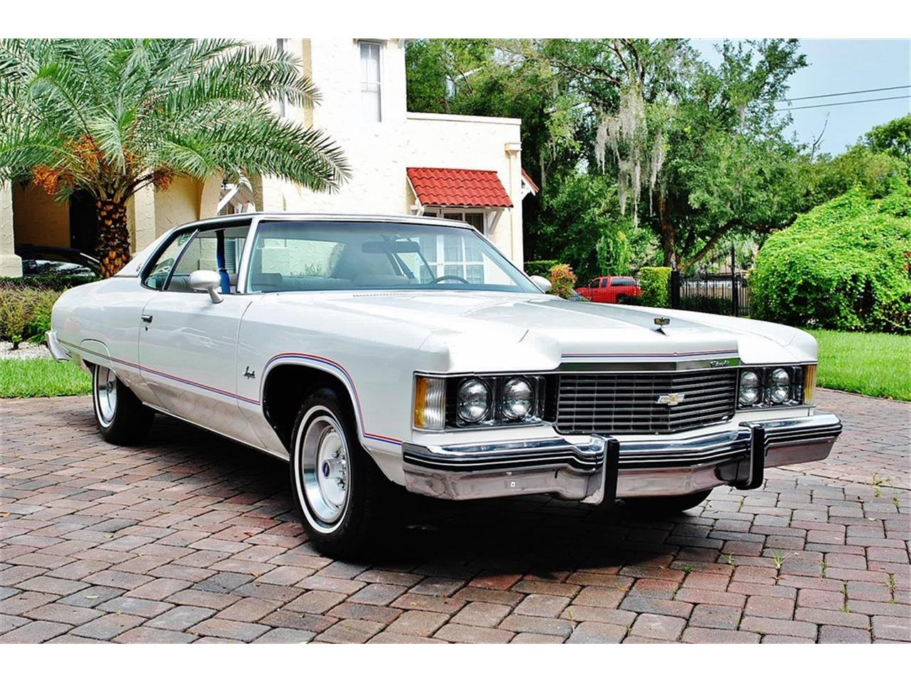 hight resolution of large picture of 74 impala nvno
