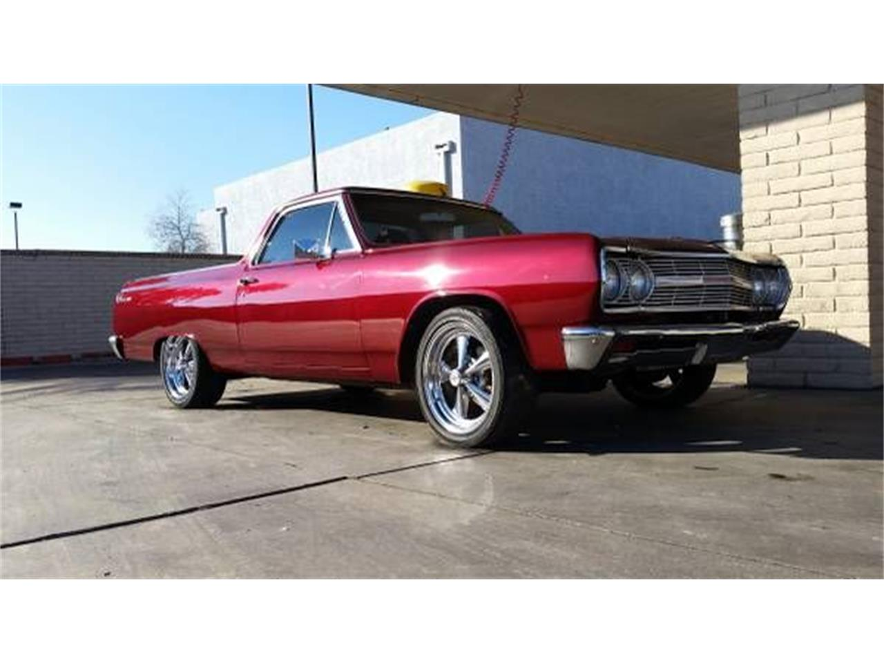 hight resolution of large picture of 65 el camino nxzp