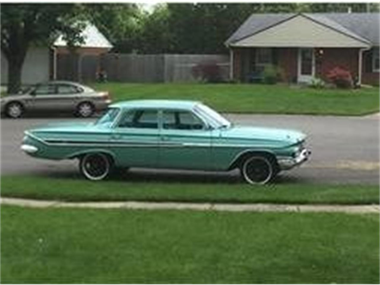 hight resolution of large picture of 61 impala o0z9
