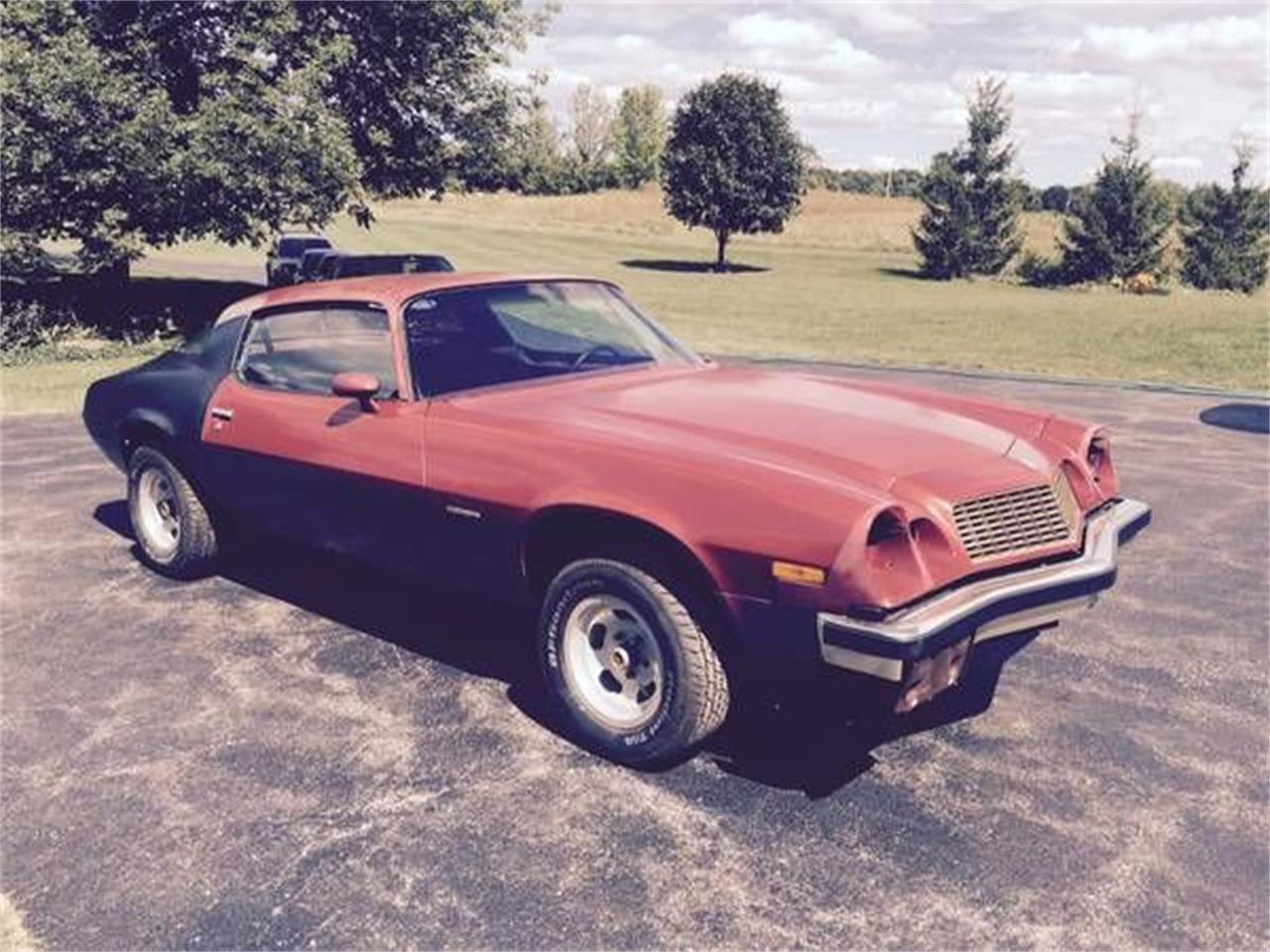 hight resolution of large picture of 76 camaro o1hy