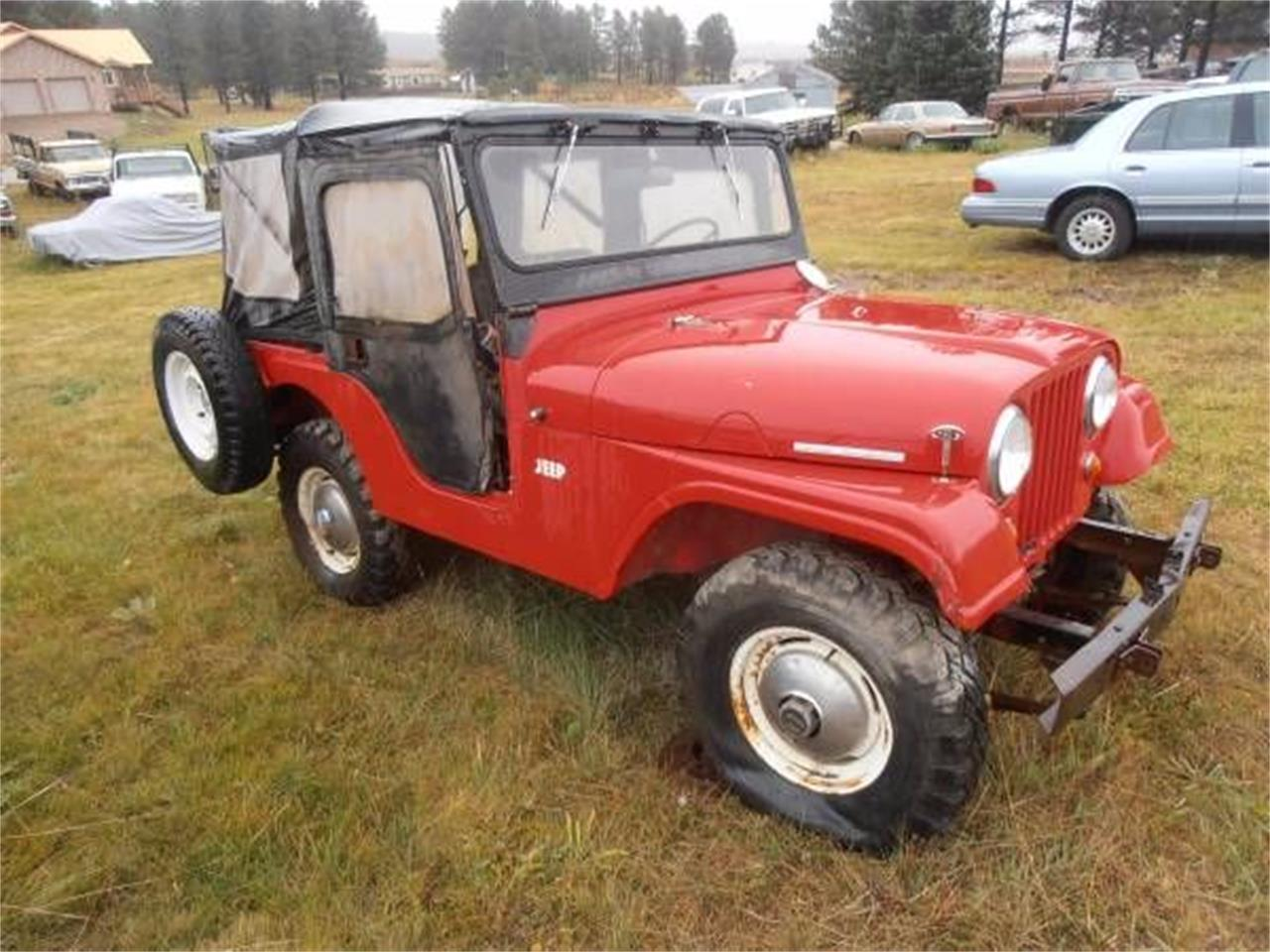 hight resolution of large picture of 65 cj5 o1n5