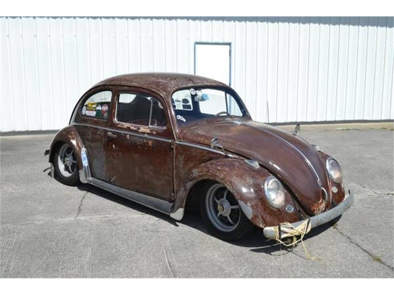 for sale 1958 volkswagen