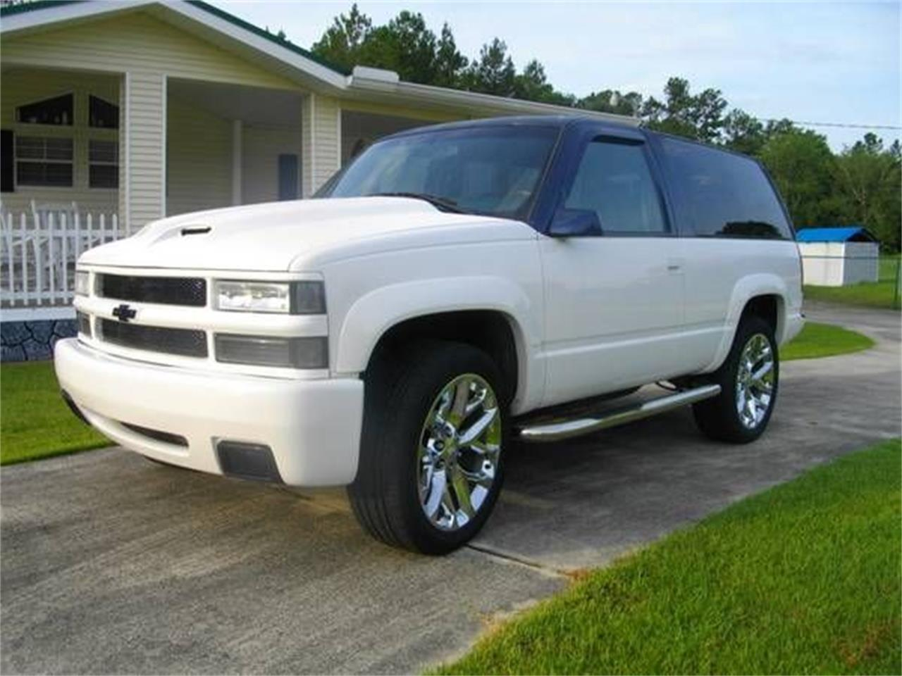hight resolution of large picture of 97 tahoe oa38