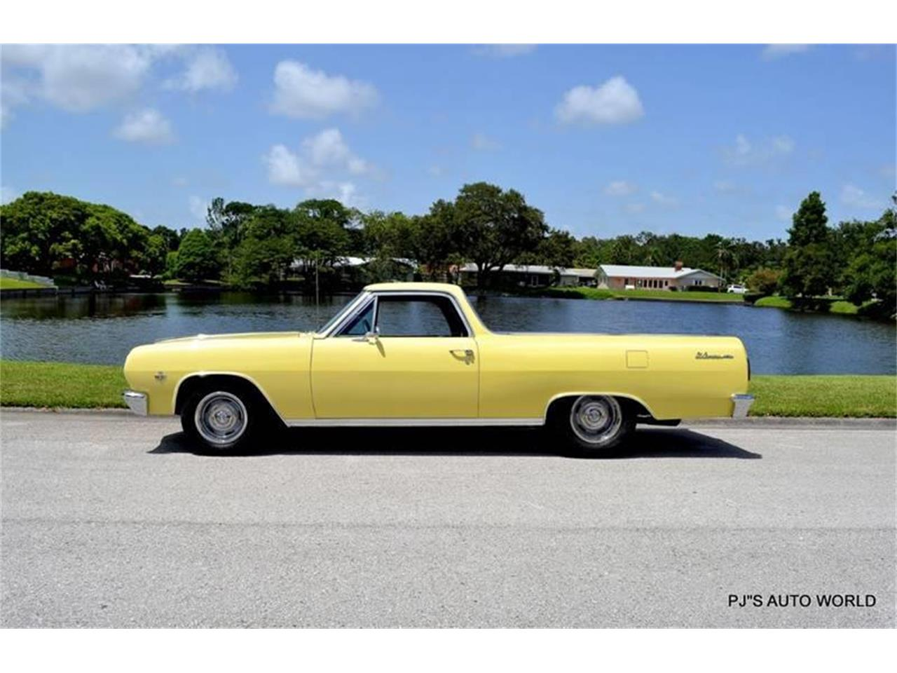 hight resolution of large picture of 65 el camino oa92