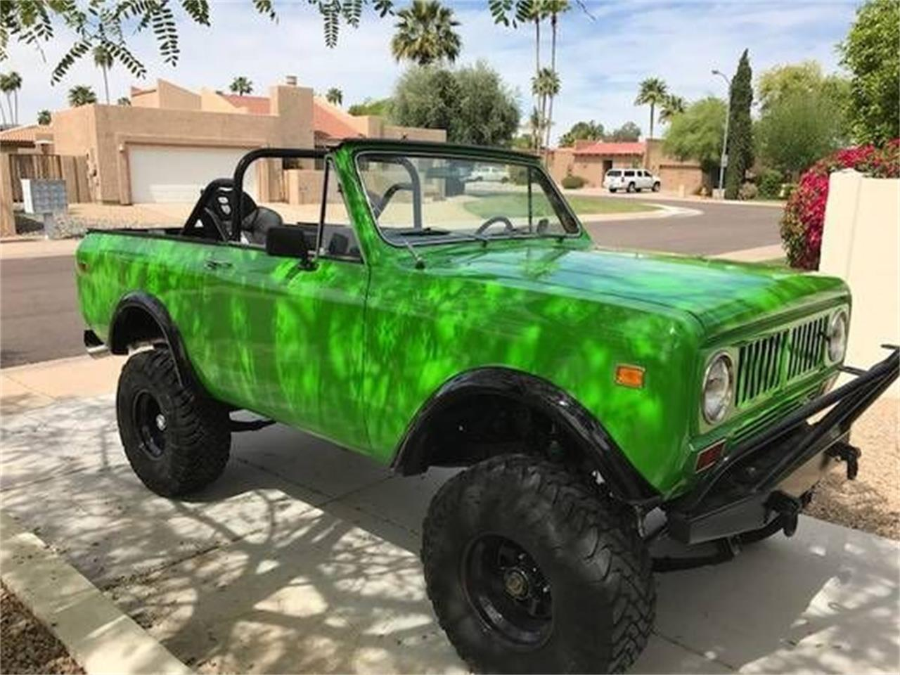 hight resolution of rewiring scout ii wiring diagram used 1974 international harvester scout ii for sale classiccars com rewiring