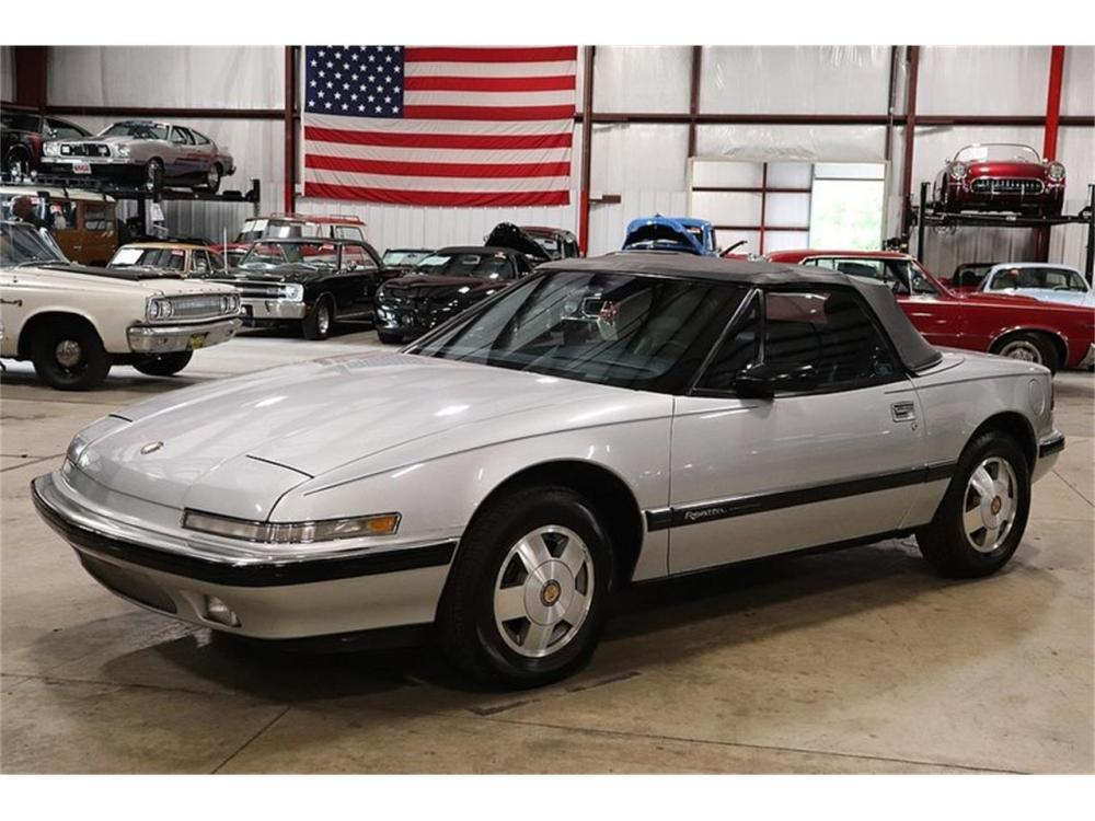 medium resolution of large picture of 90 buick reatta 9 900 00 offered by gr auto gallery obt1