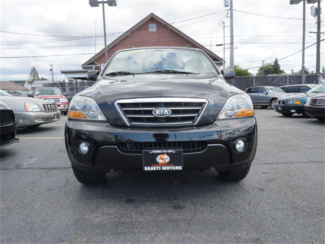 hight resolution of large picture of 07 sorento o8es