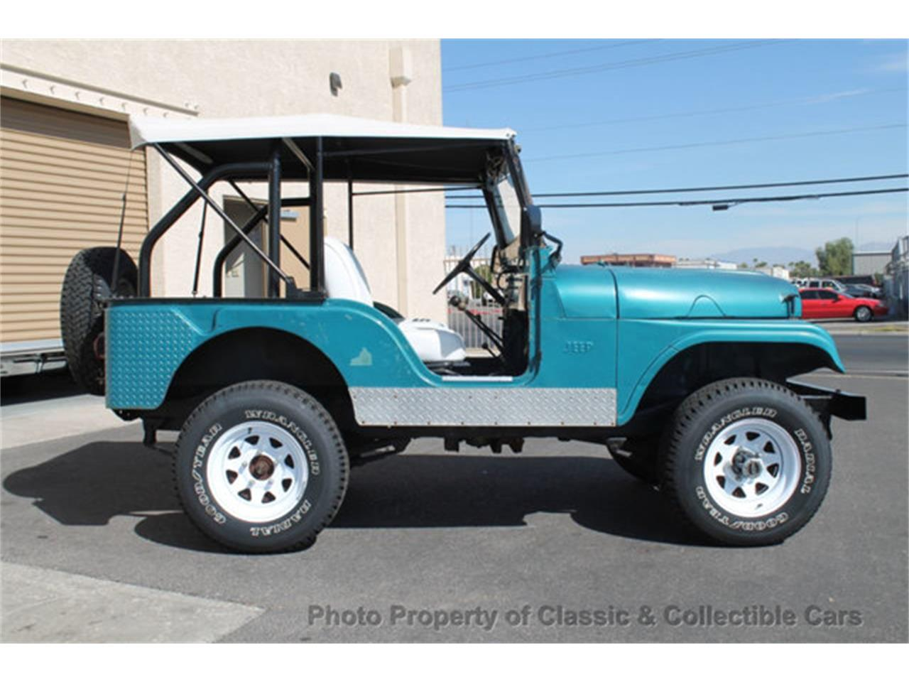 hight resolution of large picture of 65 cj5 of8t