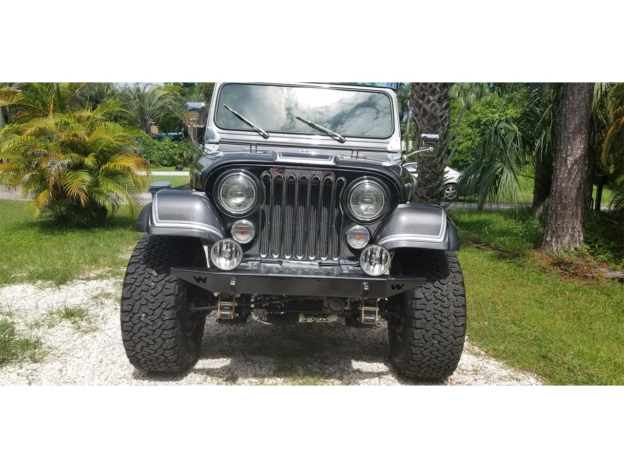 hight resolution of large picture of 85 cj7 of9x