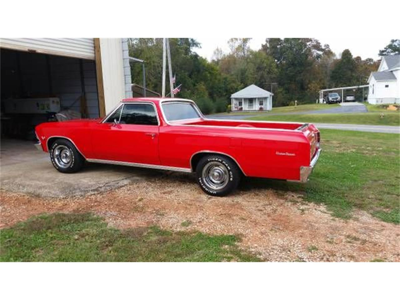 hight resolution of large picture of 66 el camino okat