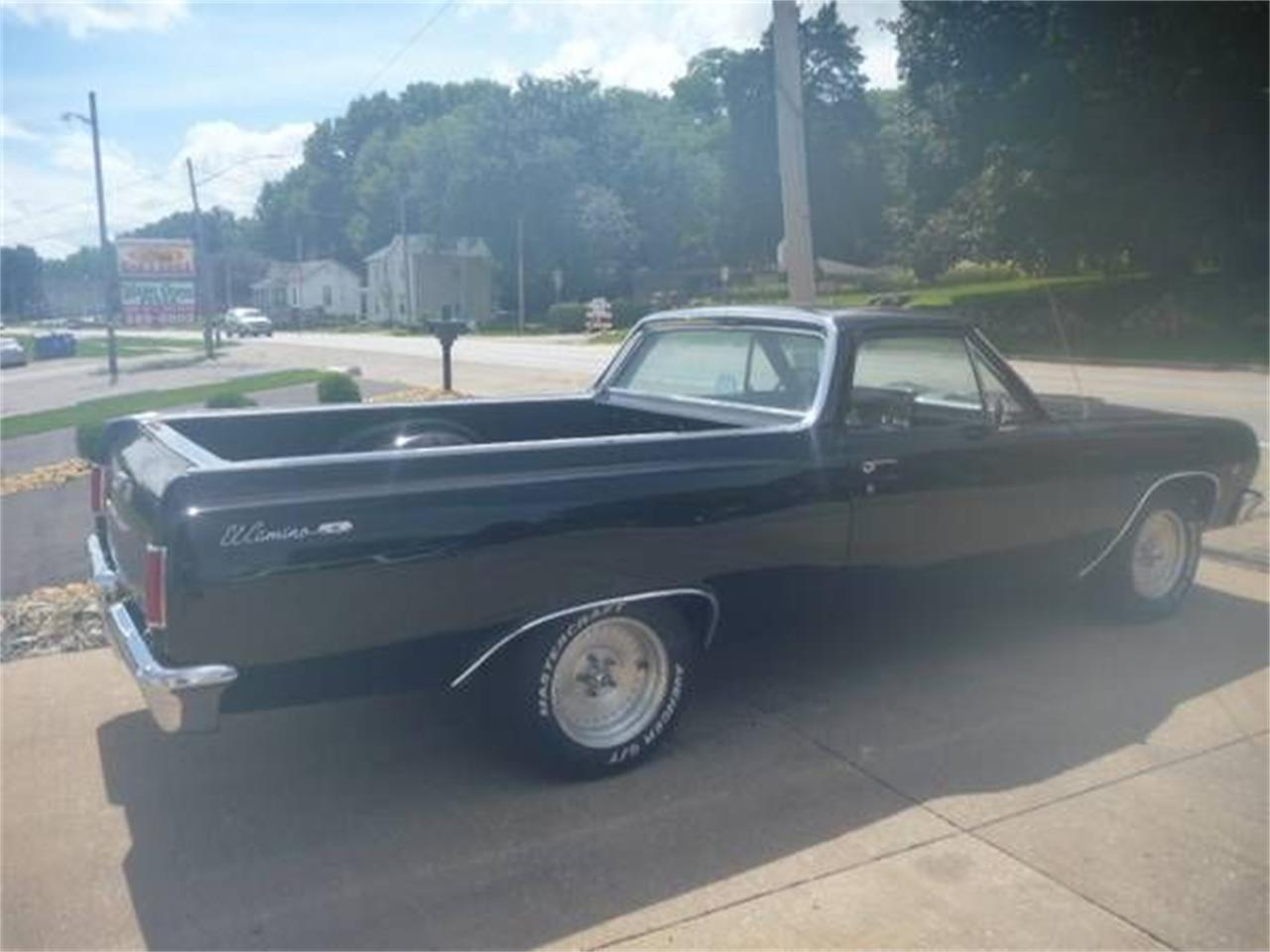hight resolution of large picture of 65 el camino okpn