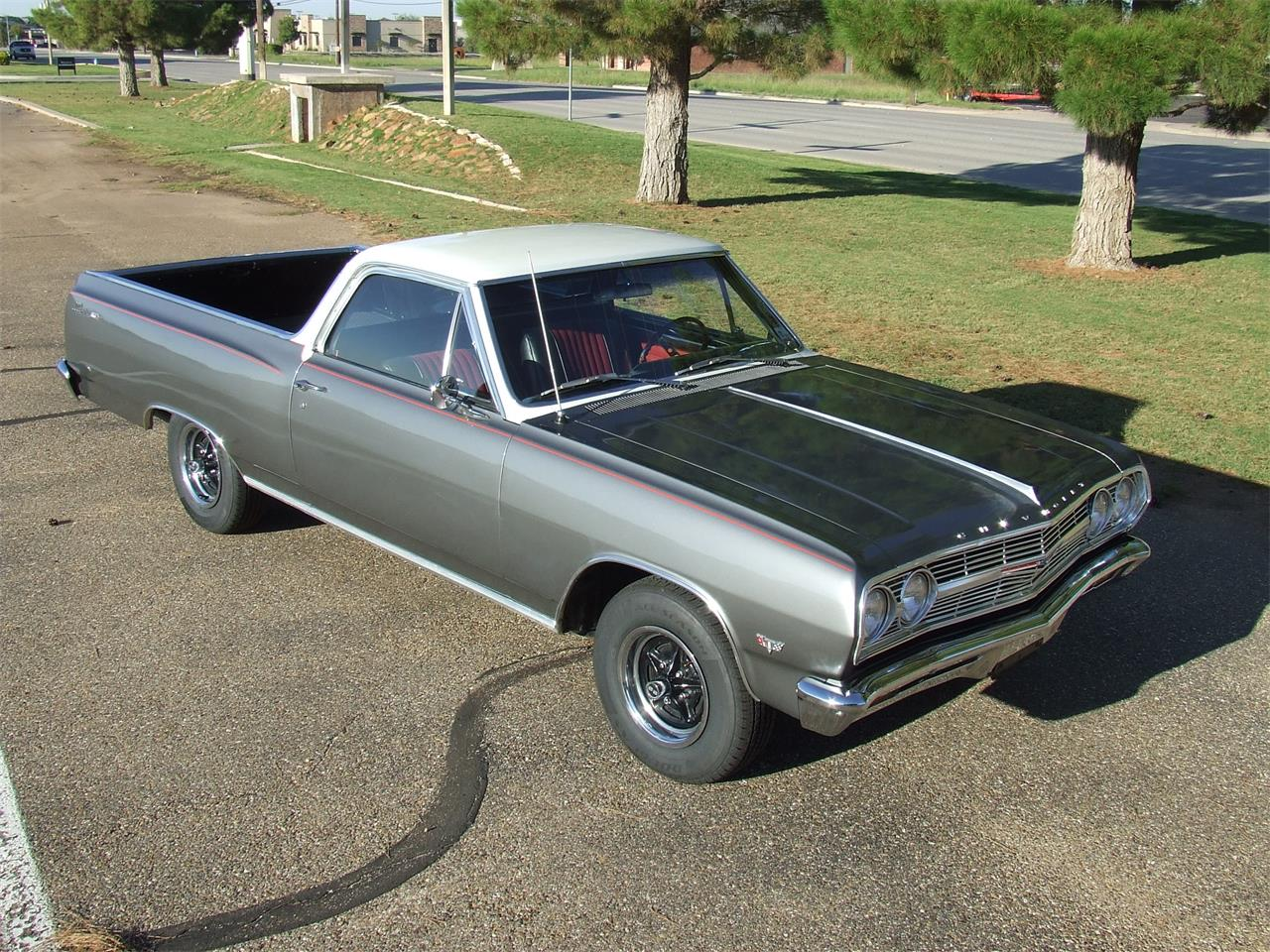 hight resolution of large picture of 65 el camino oldp
