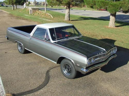 small resolution of large picture of 65 el camino oldp