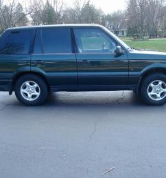 large picture of 1999 range rover located in naperville illinois offered by naperville auto haus  [ 1280 x 960 Pixel ]