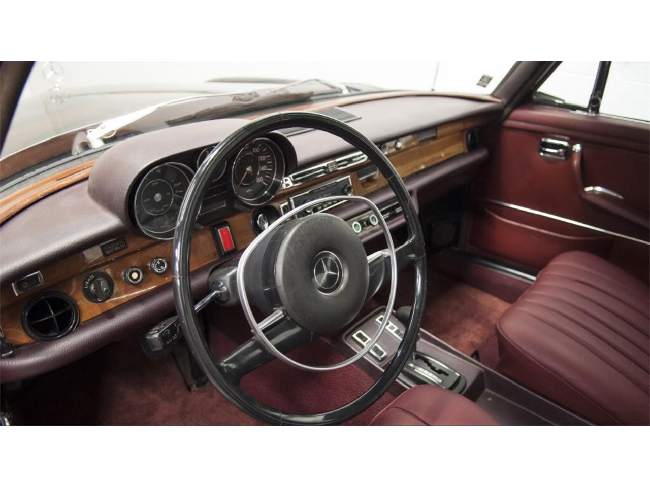 hight resolution of  1972 mercedes benz 280sel for sale cliccars com cc 1155551 on