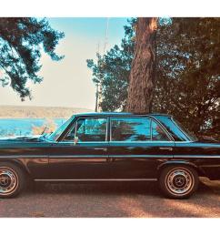engine 1972 mercedes benz 280sel for sale cliccars com cc 1155551 on  [ 1280 x 960 Pixel ]