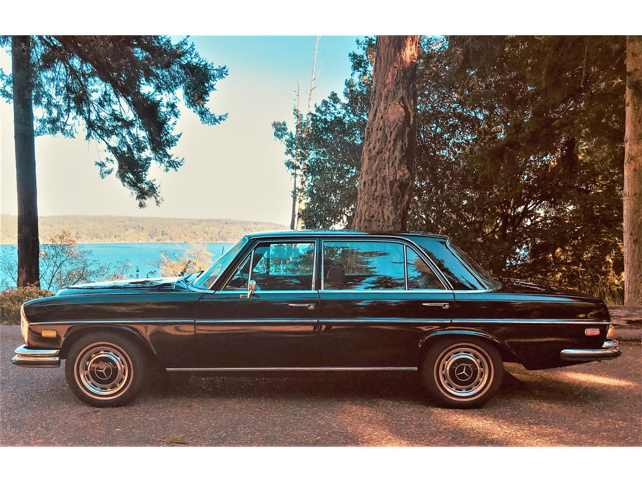 hight resolution of  engine 1972 mercedes benz 280sel for sale cliccars com cc 1155551 on