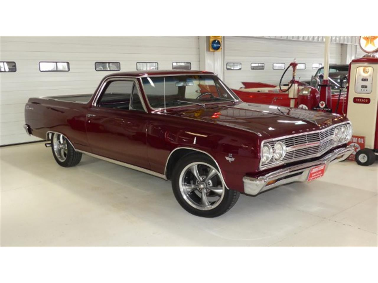 hight resolution of large picture of 65 el camino ornk