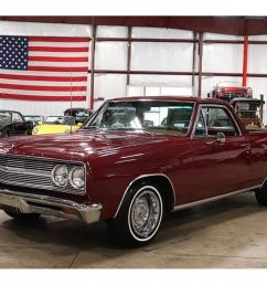 large picture of 65 el camino os8t [ 1280 x 960 Pixel ]