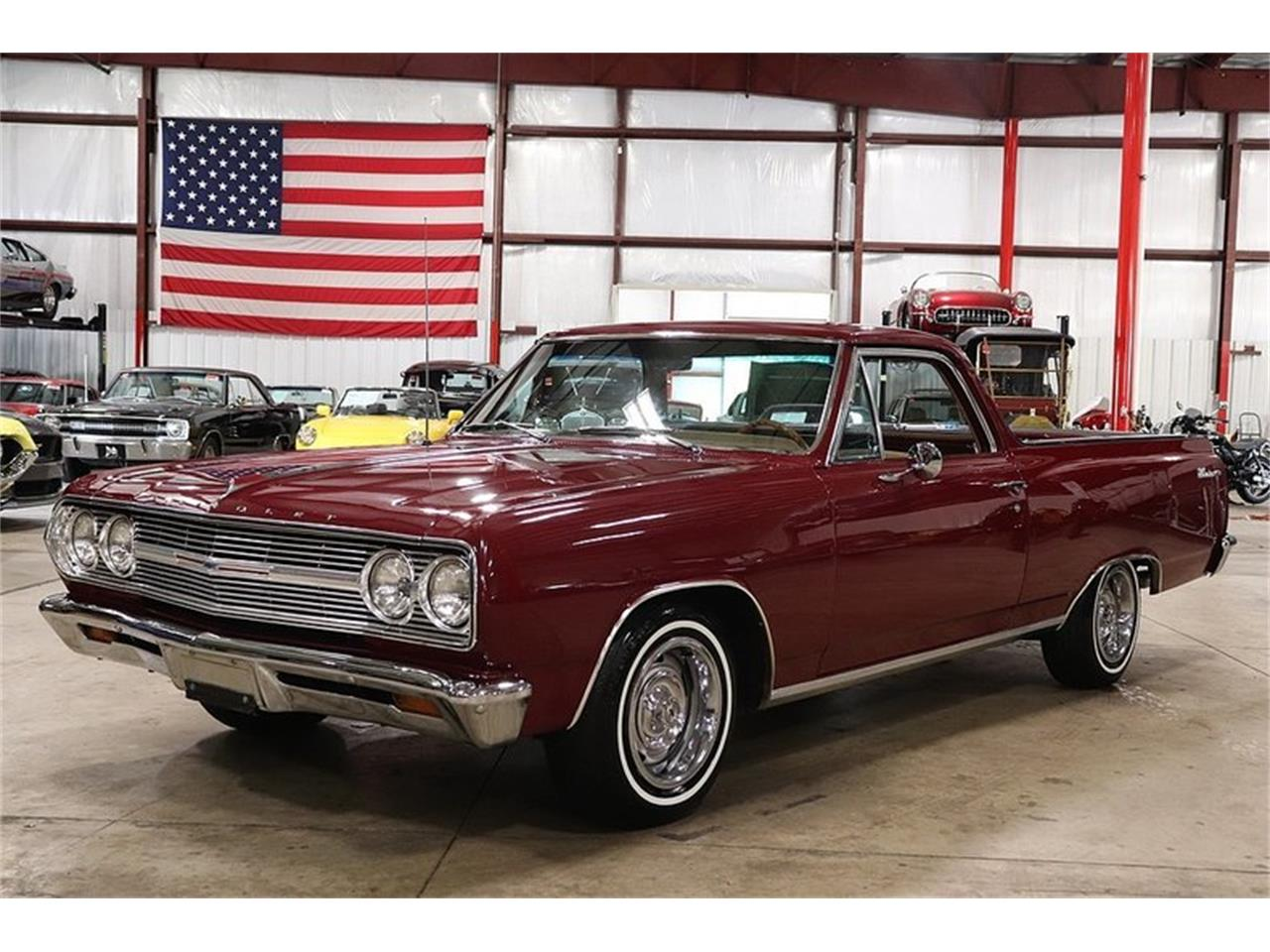 hight resolution of large picture of 65 el camino os8t
